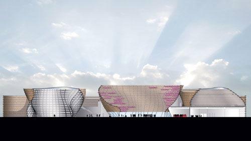 2010年上海世博会世界各国展馆展示
